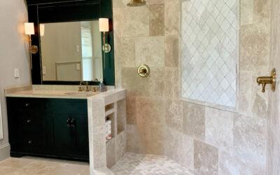 Falcon Chase Ln Master Bathroom