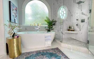 Milton Master Bathroom